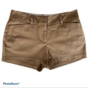 NWT Women's Guess Emory Sateen Shorts